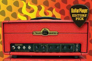 Chandler Limited Guitar Player Magazine Editors Pick Award - GAV19T