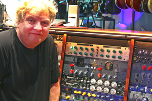 Producer / Engineer - Michael Wagener