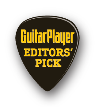 Chandler Limited GAV19T wins Guitar Player Magazine Editors' Pick Award