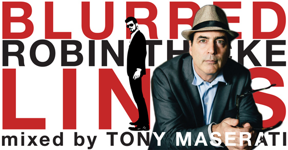 Grammy Award® winning Producer & Engineer Tony Maserati - Robin Thicke Blurred Lines