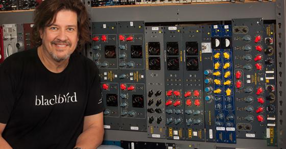 Rolff Zwiep - Blackbird Studios