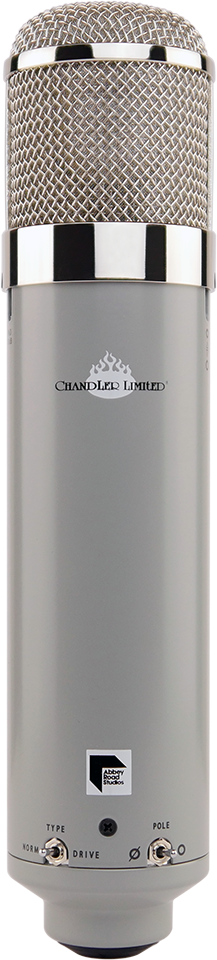 Chandler Limited REDD Microphone - EMI Abbey Road Studios