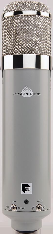 Chandler Limited REDD Microphone - EMI Abbey Road Studios