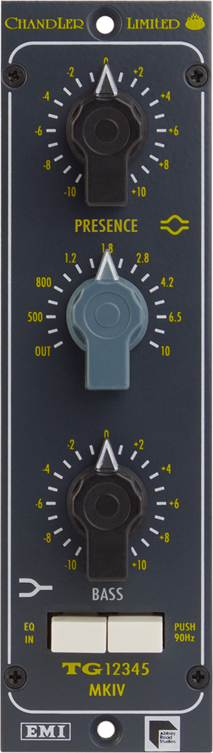 Chandler Limited TG12345 MKIV EQ - EMNI Abbey Road Studios