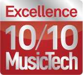 Chandler Limited REDD Microphone MusicTech Excellence Award