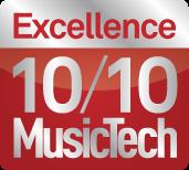 Chandler Limited REDD Microphone MusicTech Excellence Award