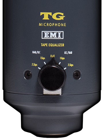 Chandler Limited TG Microphone, EMI Abbey Road Studios