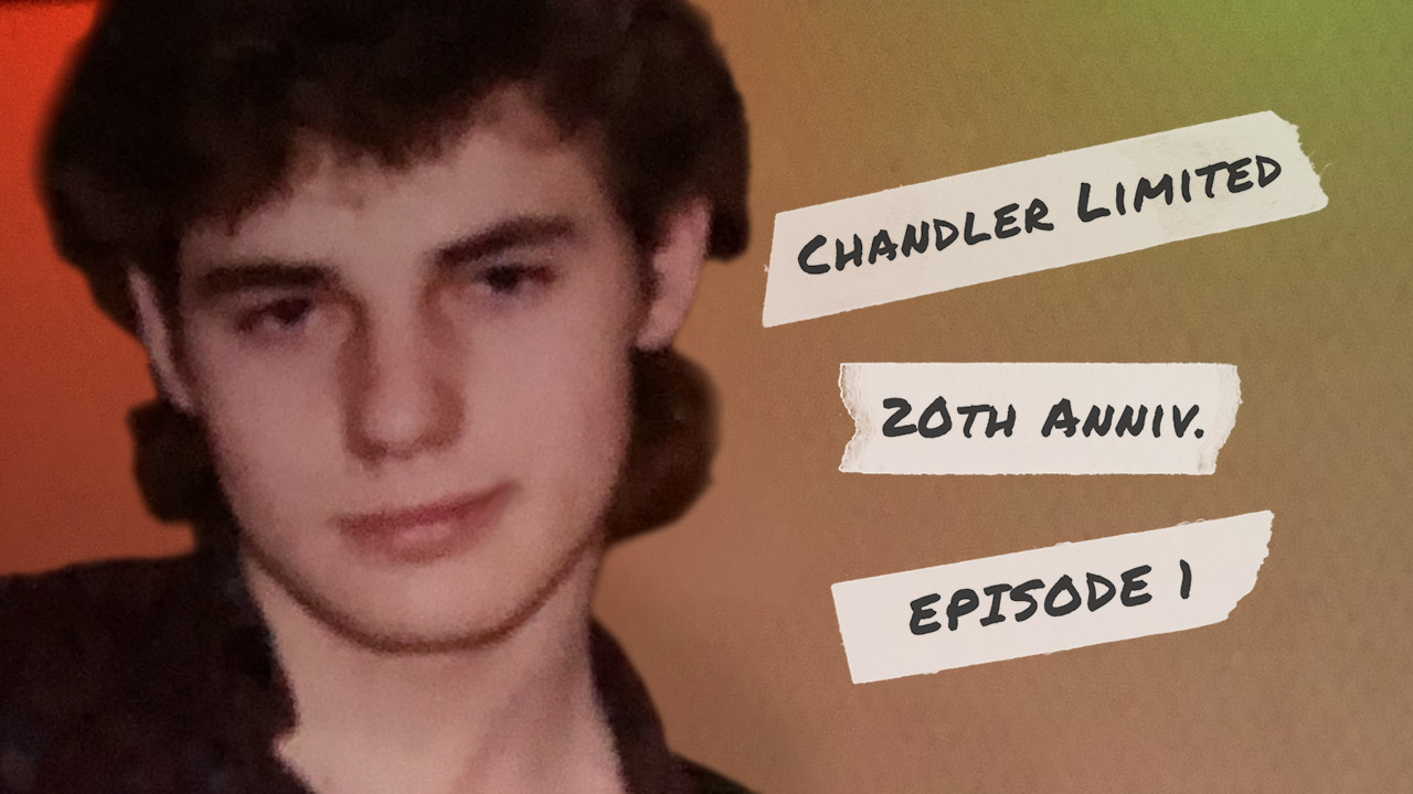 Chandler Limited 20th Anniversary Episode 1